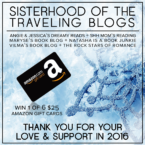 The Sisterhood of the Traveling Blogs 2016 Holiday GIVEAWAY