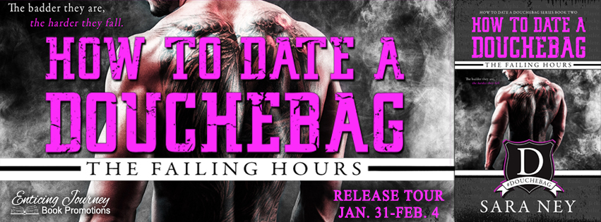 The Failing Hours by Sara Ney is LIVE!!!
