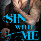 Cover Reveal for Sin With Me by J.T. Geissinger