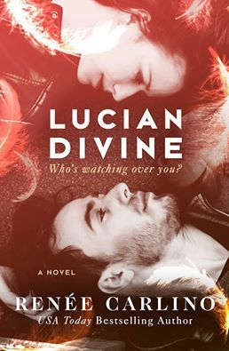 Lucian Divine by Renee Carlino is LIVE!!!