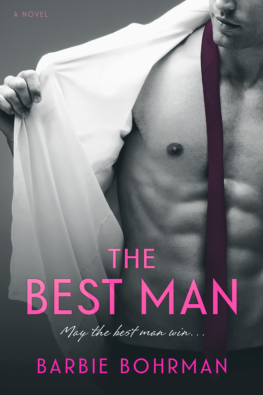 Cover Reveal: The Best Man by Barbie Bohrman