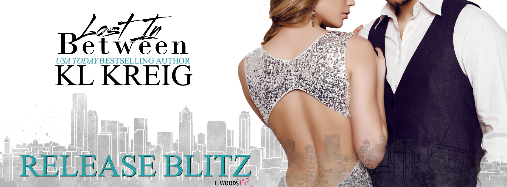 Lost in Between by K.L. Kreig is LIVE!!!