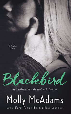 Blackbird by Molly McAdams is LIVE!!! And a giveaway too!