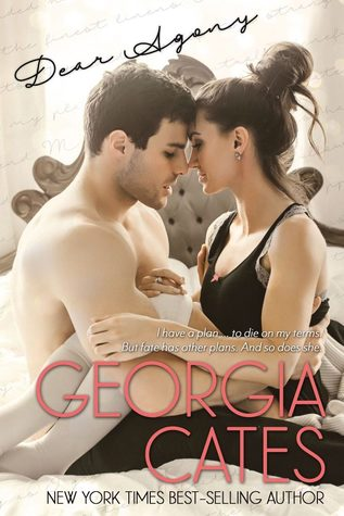 Dear Agony by Georgia Cates is LIVE!!!