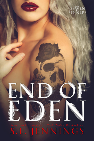 Review of End of Eden by S.L. Jennings