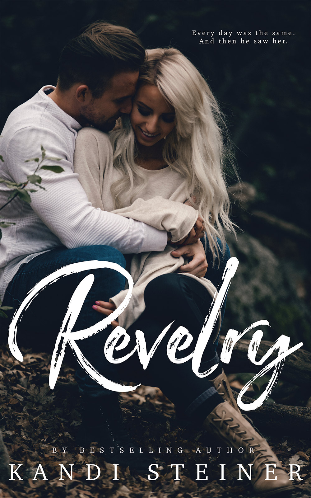 Cover Reveal for Revelry by Kandi Steiner