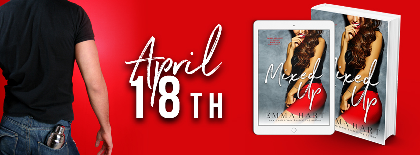 Emma Hart Mixed Up Exclusive and Giveaway