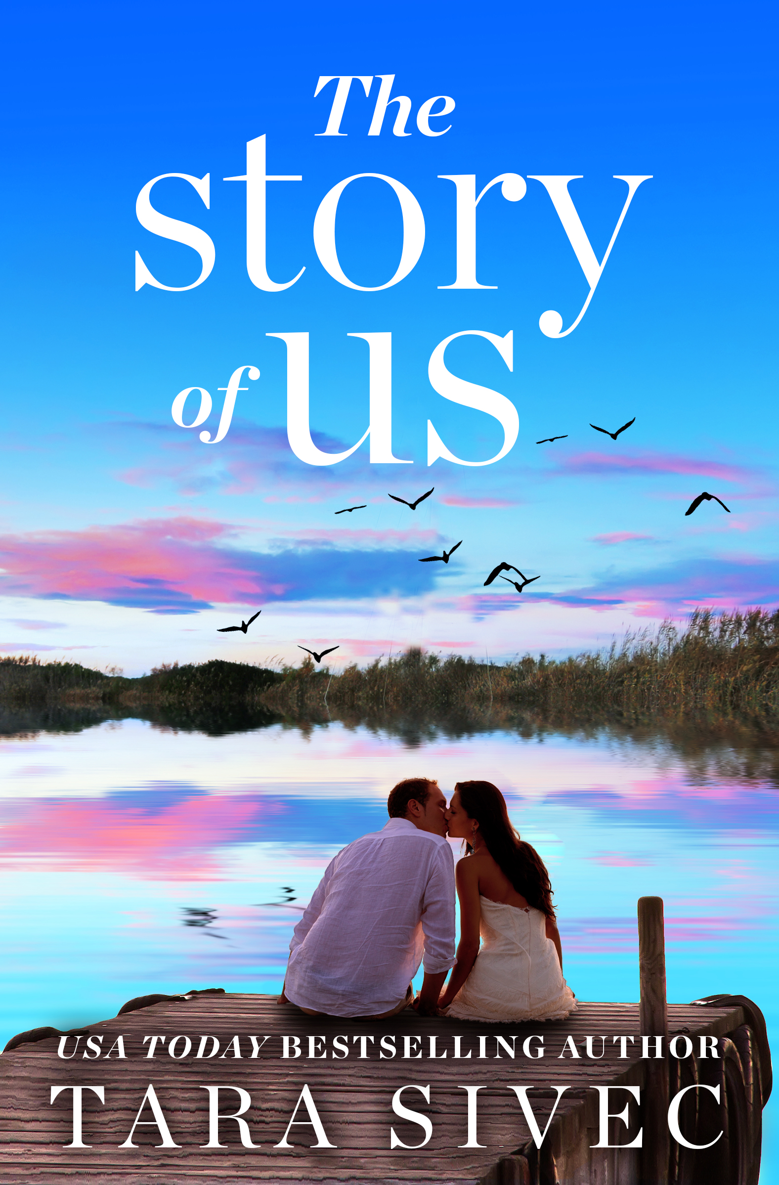 Tara Sivec's The Story of Us Cover Reveal