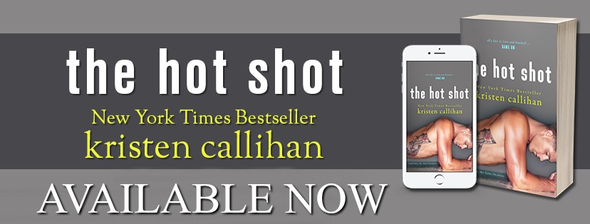 Review of The Hot Shot by Kristen Callihan