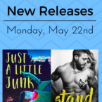 New Releases for Monday May 22nd