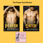 Review: The Player and The Catch by K. Bromberg