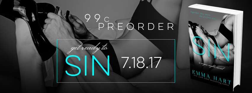 Cover Reveal: Sin by Emma Hart