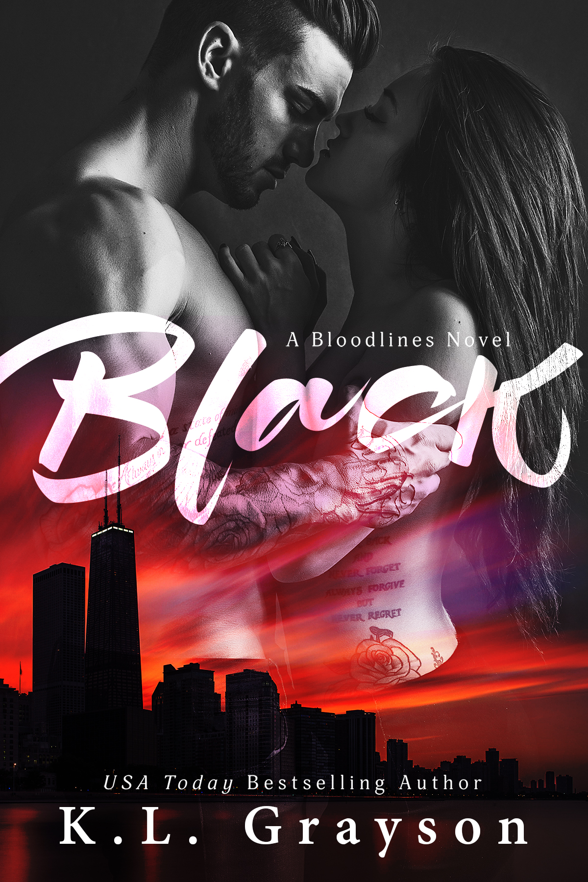 Black by K.L. Grayson