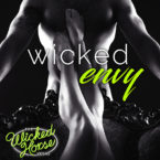 Cover Reveal: Wicked Envy by Sawyer Bennett