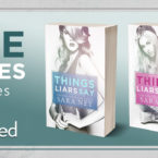 Cover Reveal: Three Little Lies by Sara Ney