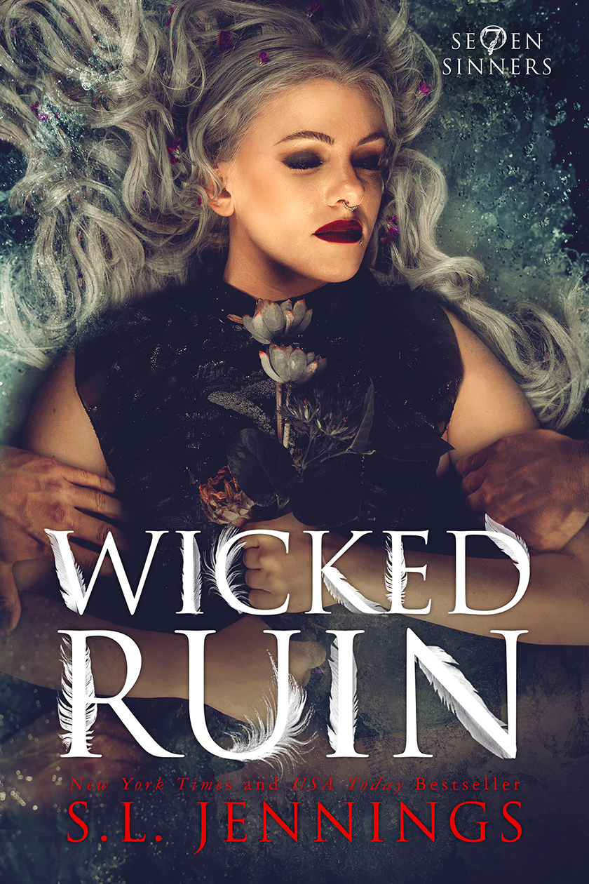 Cover Reveal & Giveaway: Wicked Ruin by S.L. Jennings