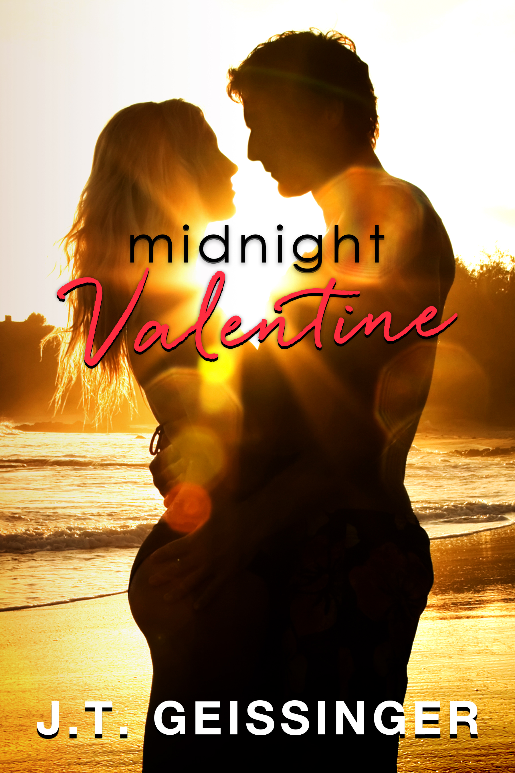 Cover Reveal: Midnight Valentine by J.T. Geissinger