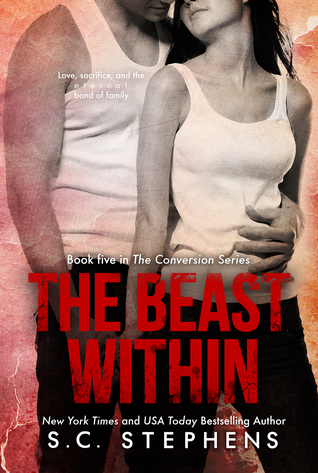 New Release: The Beast Within by S.C. Stephens