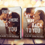 Cover Reveal: The Second Chances Duet by Claire Contreras
