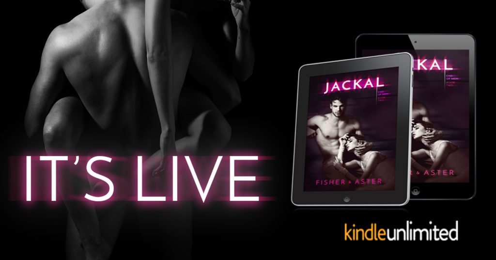 Release Day: Jackal by Fisher and Aster