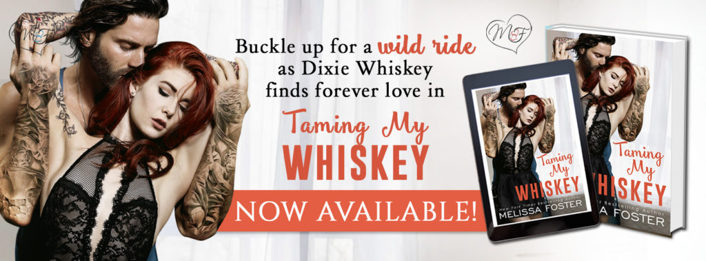 Release Blitz & Excerpt ~ Taming My Whiskey by Melissa Foster